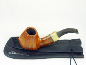 briar pipe Poul Ilsted G2 made in Denmark Tobacco pipe pipa pfeife unsmoked