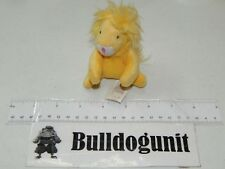 2010 Papa Lion Plush Only Hearts Pets McDonalds Happy Meal Toy