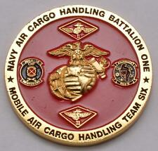 USMC Navy Challenge Coin Marine Corps 2nd 3rd MAW OIF Operation Iraqi Freedom