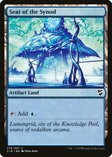 Seat of the Synod Commander 2018 NM-M Artifact Common MAGIC MTG CARD ABUGames