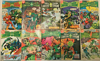 GREEN LANTERN#103-113 FN/VF LOT 1978 (10 BOOKS) DC BRONZE AGE COMICS