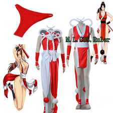 New Popular Games THE KING OF FIGHTERS Mai Shiranui Cosplay Costumes Sexy Dress