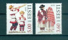 COSTUMI REGIONALI - TYPICAL COSTUMES ESTONIA 1999