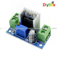 2PCS DC Linear Converter Buck Step Down Power Supply LM317 Low Ripple Module