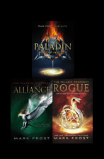 The Paladin Prophecy Mark Frost 3 Book Set Gift Collection Inc Rogue, Alliance
