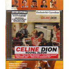 CD Celine DION  + Livret Collector + Magazine Carrefour offert