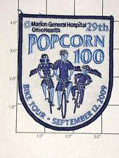 Popcorn 100 Patch - Cycling - 2009