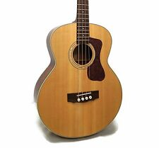 Guild B-140E Westerly Collection Jumbo Acoustic-Electric Bass w/ Case