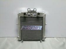 HARLEY DAVIDSON V-ROD POLISHED ALLOY RADIATOR, READ DESC