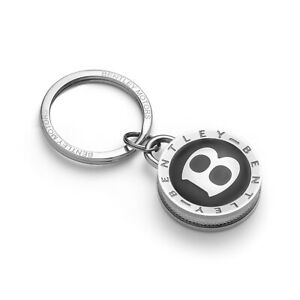 Bentley B KEYRING KEY RING Schlüsselanhänger BL 1909 OVP/Neu Bentley Dealer
