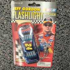 "Jeff Gordon Collectable Flashlight Keychain ""NEW"""