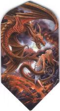 The Dragon and His Prey Slim Dart Flights: 3 per set