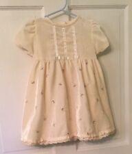 B.T. Kids Girls Dress size 2T cream dress