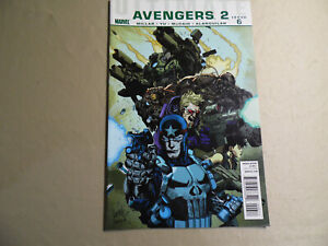 Ultimate Avengers #12 (Marvel 2010) Free Domestic Shipping