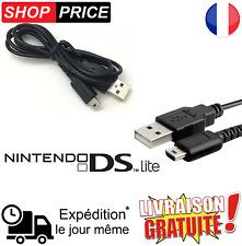 Câble chargeur USB pour NINTENDO DS LITE