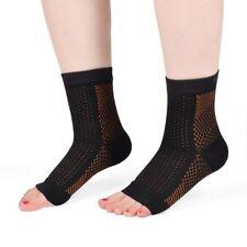Best PLANTAR FASCIITIS Foot Pain Compression Sleeve Valgus Heel Ankle Socks S/M