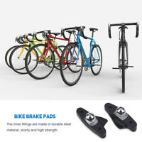 Fine 1 Pair Pedal Straps Bicycle Nylon Feet Strap fit for Fixed Gear Black #LK3