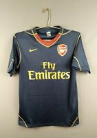 4.4/5 Arsenal training shirt size Small jersey soccer football Nike ig93