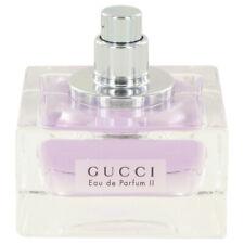 Gucci Eau De Parfum II 50ml EDP Spray (Pink) Unused Tester Genuine No Box or Lid