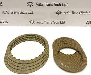 Genuine VW Audi DCT DSG 6 Speed Automatic Transmission DQ250 Friction Disc Kit
