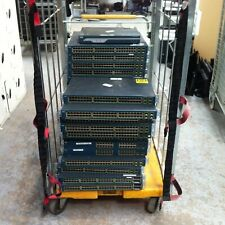More details for job lot of 29 x cisco hp network switches