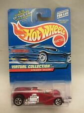 Hot Wheels Virtual Collection  2000-156  Screamin' Hauler  1:64  (12+)  27122