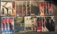 2016 ALL-NEW WOLVERINE #2 #3 1st & 2nd appearance GABBY HONEY BADGER lot of 23