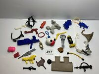 Vintage Action Figure Weapons And Accessories or Parts - BUNDLE 4