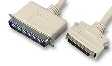 Cable Assemblies - Computer Cables - CABLE SCSI-II 50D TO 50D 1M