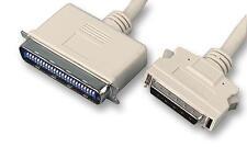 Cable Assemblies - Computer Cables - CABLE SCSI-II 50D TO 50D 1M
