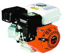 MOTORE A SCOPPIO 6,5cv 196cc Motozappa kart Pompa Quad Biotrituratore Generatore