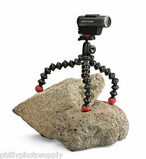 GorillaPod Action Tripod with Mount for ActionCameras