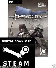 CHIVALRY: MEDIEVAL WARFARE- STEAM DIGITAL DOWNLOAD - WINDOWS MAC LINUX PC GAME