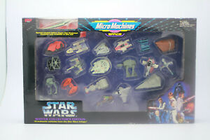 Micro Machines Star Wars Limited Edition Master Collector's Edition Vehicle New