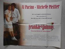Al Pacino Original UK Quad Film Posters (1990s)