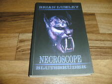 Brian Lumley -- NECROSCOPE  # 15 // BLUTSBRÜDER // ultimative Vampir-Saga