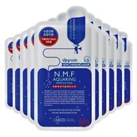 [MEDIHEAL] N.M.F Aquaring Ampoule Mask Pack Sheets 10 Pcs K-beauty
