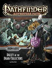 Pathfinder Adventure Path: Iron Gods Part 4 - Valley de le Cerveau Collectors
