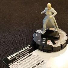 MOONDRAGON - 006 - Common Figure Heroclix Avengers Infinity Set