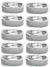 10 x USB Kabel Ladekabel Datenkabel Ladegerät passend zu iPhone 6S 5S Lightning
