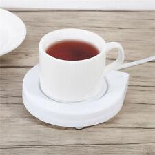 Electric Coffee Tea Cup Heater Mug Warmer Heating Plate For Office Home Use