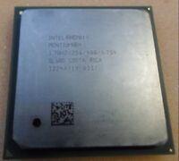 CPU INTEL PENTIUM 4 1,7 GHZ SL6BD usata.