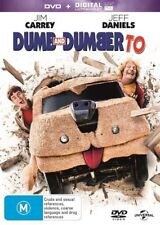 Dumb And Dumber To 2 (DVD, 2015) NEW R4