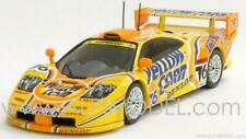 McLaren F1 GTR Yellow Corn Team Hitotsuyama JGTC 2002 1:43 MINICHAMPS 530224376