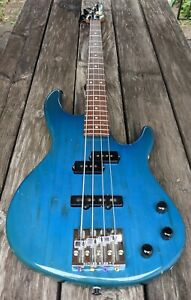 1992 Ibanez TRB1 Made in Japan transparent blue - USPS shipped