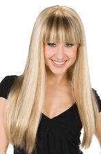Gil Langhaarperücke für Damen NEU - Karneval Fasching Perücke Haare