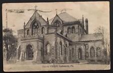 Salem Chapel Lebanon Pa 1906 J.G. Mc Crorey