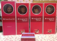 American Girl Bundle Lot: Isabelle Maryellen Samantha Kit and 12 Hangers - NEW!