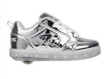 Heelys - light up trainers in Silver UK 1