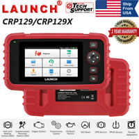 LAUNCH CRP129 129X Car OBD2 Diagnostic Scan Tool Engine ABS SRS Oil Reset TPMS